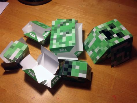 Creeper Papercraft - fpsxgames large minecraft creeper free papercraft