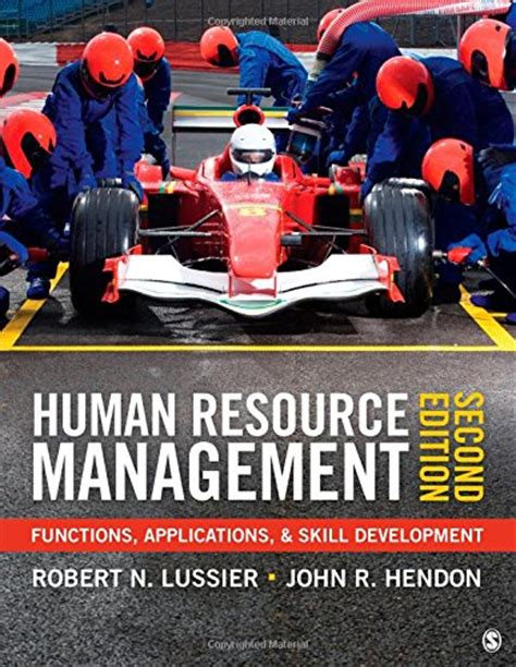 Human Resource Management For Mba Students 2nd Edition Pdf by 1452290636 Human Resource Management Functions