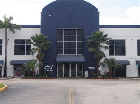 Office Miami by Miami Airport Center Office Lease 7500 Nw 25 St Office
