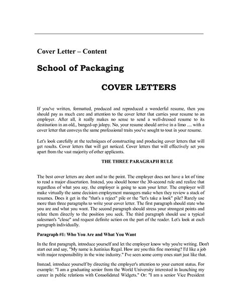 speculative application cover letter writing a cover letter for a application exles