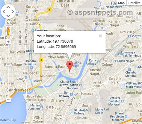 map of current location maps geolocation api exle