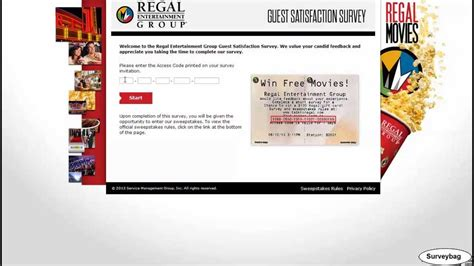 Regal Gift Cards Survey Review - regal entertainment group 2013 autos post