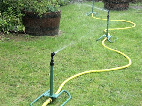 temporary lawn watering kit buy from access