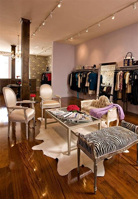 some inspiring or inspired retail spaces