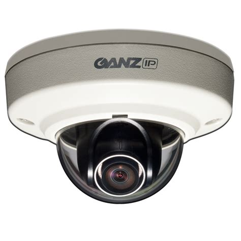 Fixed Lensa Cctv 2 1mm ganz zn md221m 1080p outdoor vandal resistant ip mini dome