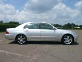2004 Lexus Ls Picture Of 2004 Lexus Ls 430 Base Exterior