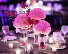 Elegant pomander centerpieces cylinder vases wedding centerpieces