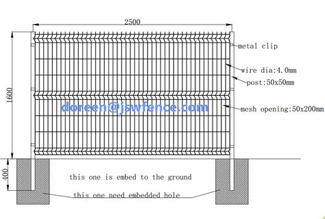 wire details cheap welded wire mesh curved fence high security fence