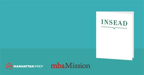 Mba Strategy Insead by Gmat Strategies And News Manhattan Prep