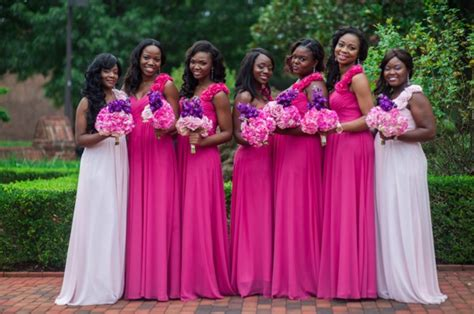 bridal train dresses and styles in nigeria nigerian bridesmaid dresses the popular trends jiji ng blog