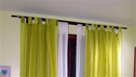 barra doble cortina hacer una galer 237 a para tapar las barras de cortina