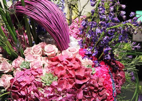 what s it take to be a florist 2015 flower shows