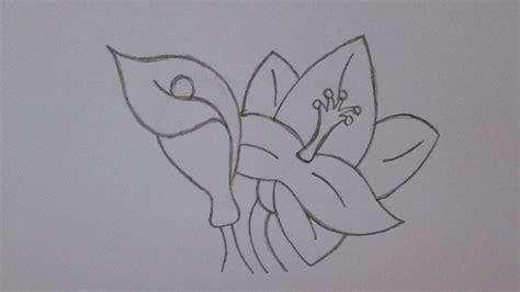 desenho flores como desenhar flores