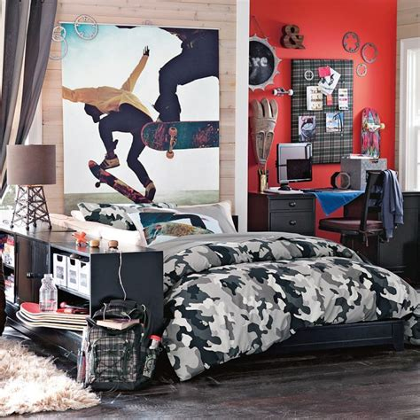 skateboard bedroom ideas cool room designs for guys skateboarders skateboard room
