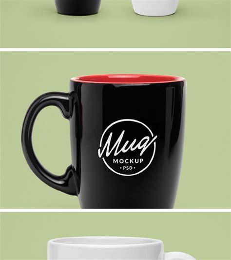 mug design free download mug free psd mockup