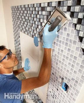 weekend bathroom remodel 8 best images about tile of all kind projects on pinterest