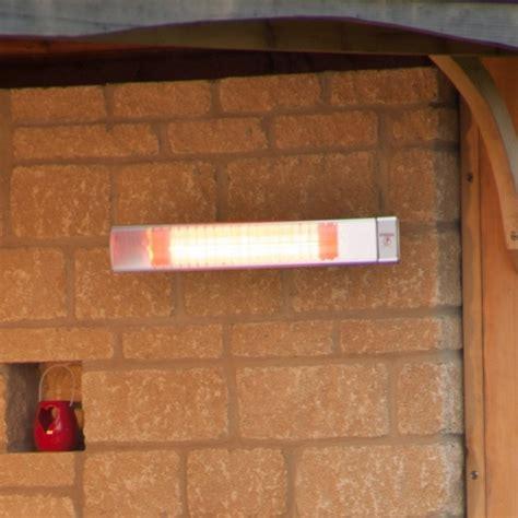 heatmaster patio heater heatmaster 1500w wall tripod mounted patio heater garden