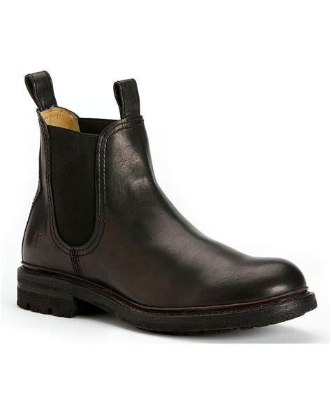 frye chelsea boot frye s freemont chelsea boot toe 87186 dbn ebay