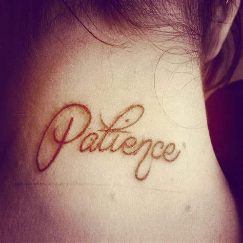 tattoo meaning patience pin by monika kapetanovic on tattoo obsession pinterest