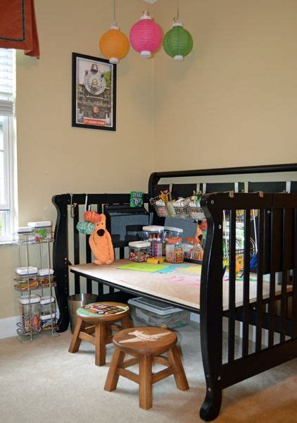different baby cribs best 25 crib desk ideas on repurposing crib