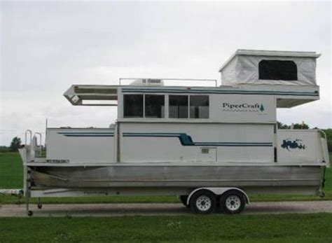 house boats forsale trailerable houseboat for sale