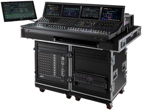 audio mixing console s6l venue mixing console by avid technology for rent