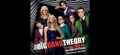 Or Lyrics Bernadette Bernadette Lyrics Big Theory Cbs