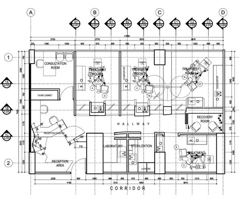 dental office floor plans free 1000 images about oficinas y locales comerciales on pinterest