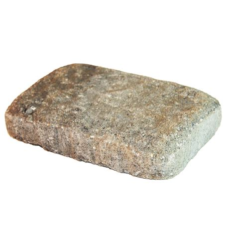 Lowes Patio Rocks by Shop Allegheny Countryside Patio Common 6 In X 9