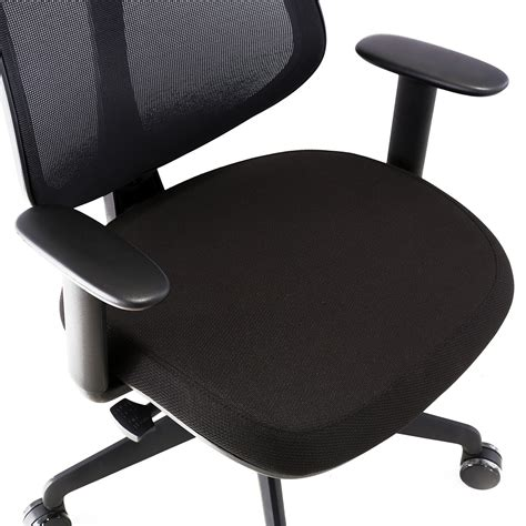 height adjustable recliner chair homcom office swivel chair reclining padded seat