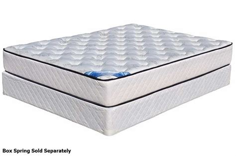 Size Innerspring Mattress by White Fabric Size Innerspring Mattress