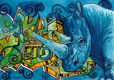 graffiti wallpaper south africa south african rhino graffiti by cheshiresmile on deviantart