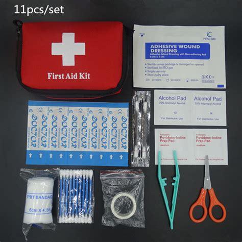 Diskon Tas Emergency Kit sale emergency survival kit mini family aid kit sport travel kit home bag