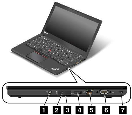 right side view thinkpad t450 lenovo support (us)