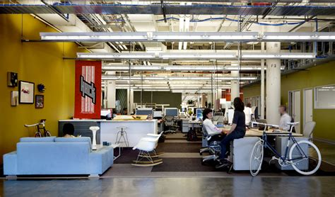 facebook office design facebook s new cool office