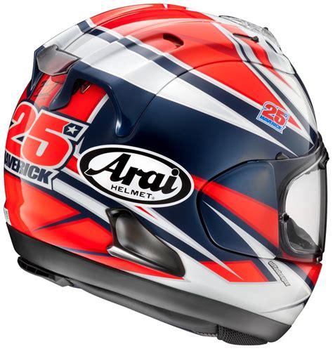 Helmet Arai Clone Arai Corsair X Maverick Vinales Replica Helmet