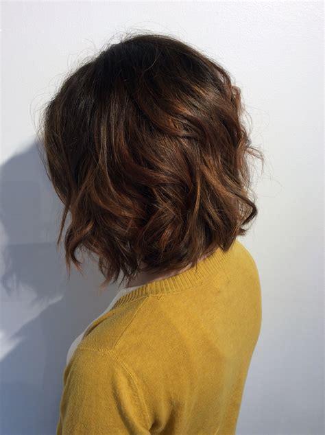 dark brown highlited bob sexy haircuts balayage on short dark brown hair balayage ombr 233