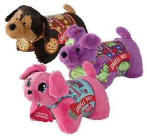 scented pillow pets unveiled at 2016 fair