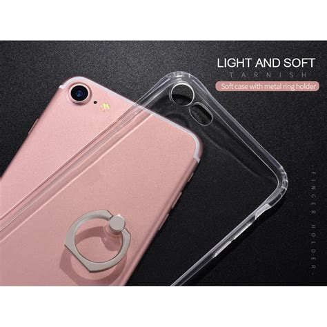 Casing Iphone 7 7plus 8 8 Iring Iring Like Spigen Neo Hybrid hoco anti metal iring for iphone 7 plus 8