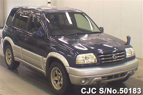 Suzuki Grand Vitara 4wd System 2004 Suzuki Escudo Grand Vitara Blue 2 Tone For Sale