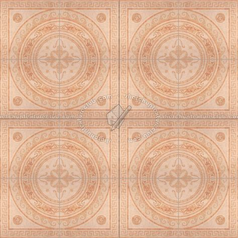 Ancient rome floor tile texture seamless 16398