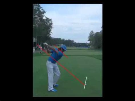 rickie fowler swing slow motion rickie fowler analysis 2014 swing vs 2011 golf videos