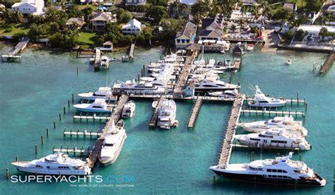 valentines harbor island s resort marina harbour island superyachts