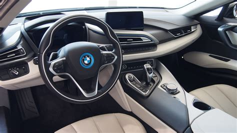 bmw i8 inside 2015 bmw i8 quick look and facts cars photos test