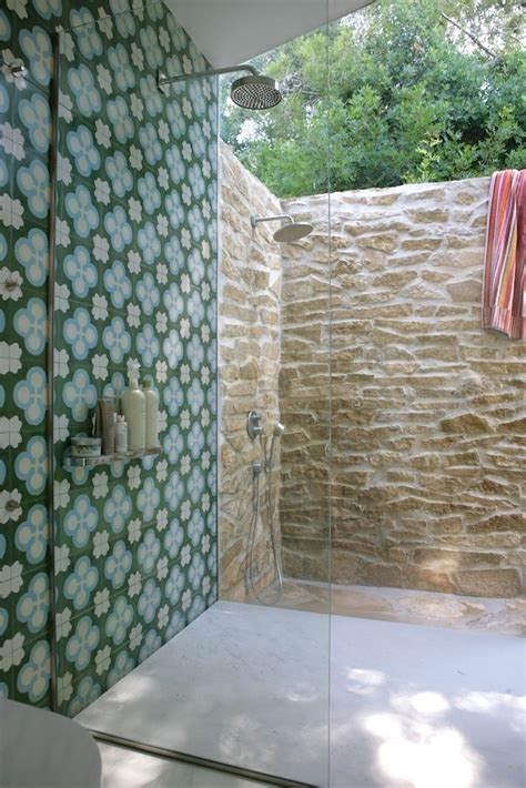 Indoor Outdoor Shower by 17 Best Images About Outdoor Shower On Bathing