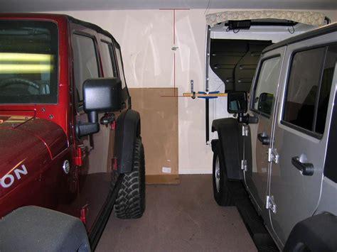 4 door wrangler jk freedom top hanger diy jeepfan