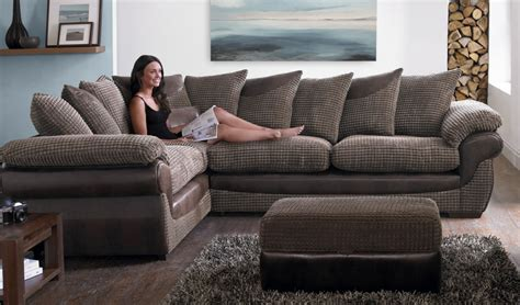 Csl Corner Sofa by Csl Leather Sofas Brown Leather Corner Sofa Sofology Csl