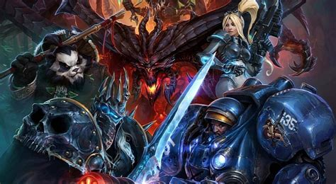Heroes Of The Storm Giveaway - heroes of the storm gets first artwork showing characters softpedia
