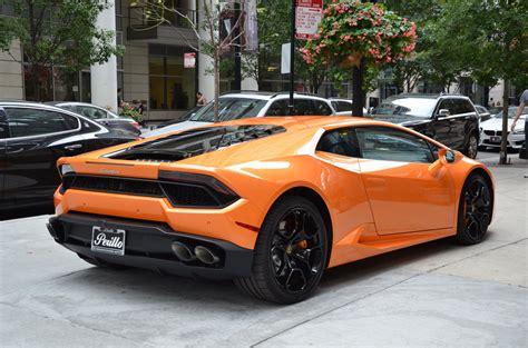 Lamborghini Of Chicago 2017 Lamborghini Huracan Lp 580 2 Stock 05528 For Sale