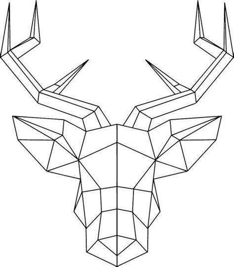 25 best ideas about geometric deer on pinterest deer 25 trending geometric deer ideas on pinterest geometric